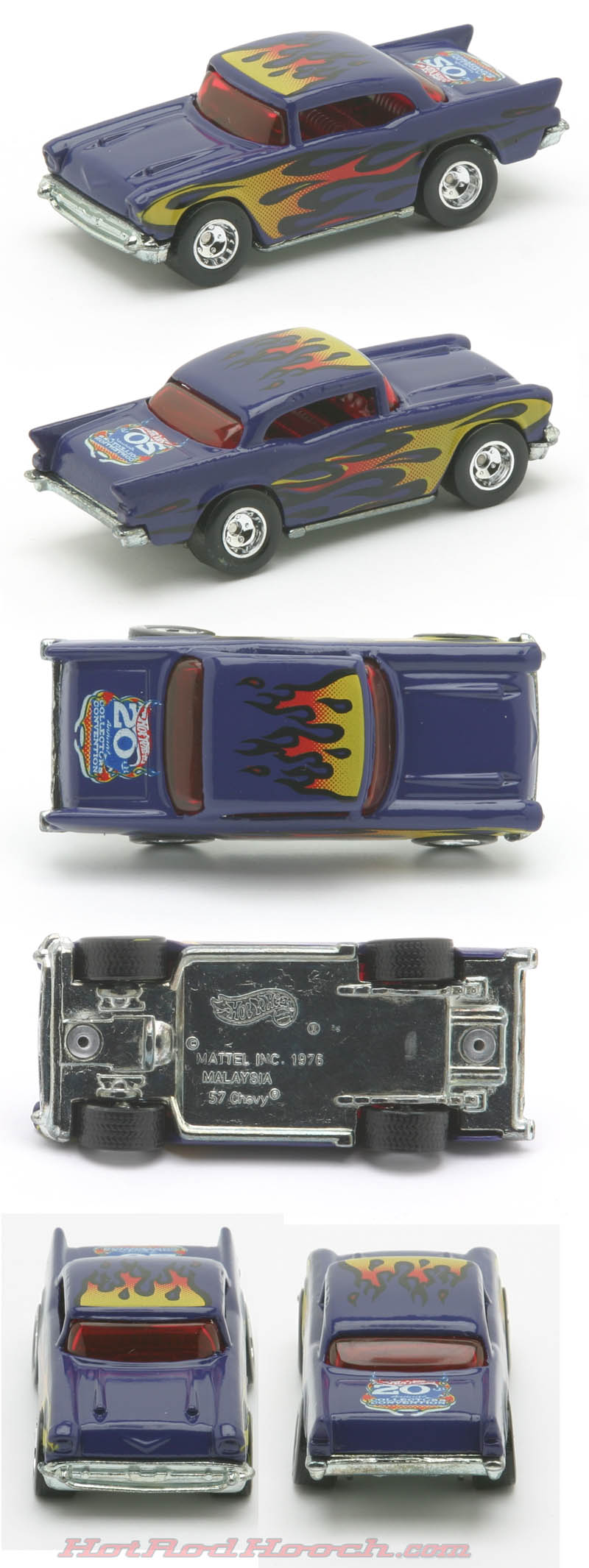 Hot Rod Hooch - Hot Wheels